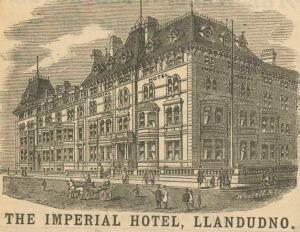 Gwesty'r Imperial, Llandudno