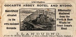 Gogarth Abbey Hotel & Hydro