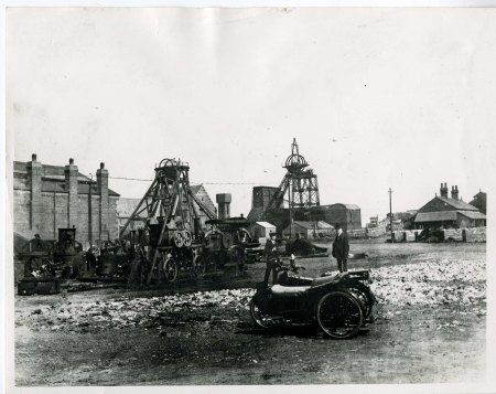 Gresford Colliery c.1920- PPD/34/58
