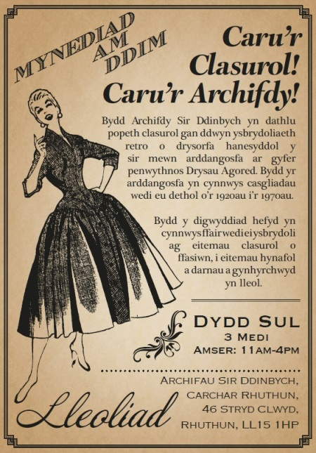 Love Vintage Welsh