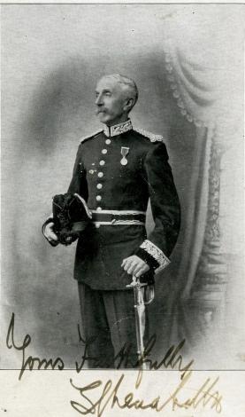 Archifau Sir Ddinbych: DPD/2/15 Major Thomas J Leadbettercirca 1900